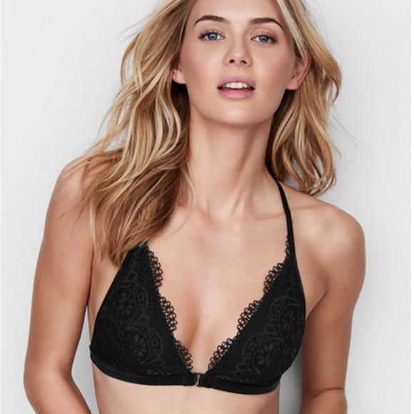 637021647ca1f 2  25❤ NWT Victoria s Secret Crochet Lace Bralette